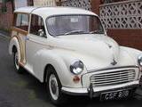1963 Morris Minor Traveller
