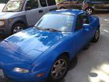 1990 Mazda MX 5 Mariner Blue Maria Burton