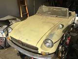 1964 MG MGB MkI Persimmon Yellow Brad Albert