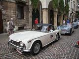 1968 Triumph TR5 White Antonino Franco