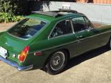 1974 MG MGB GT British Racing Green Aaron S