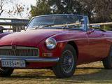 1963 MG MGB Red Luke Kearney