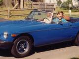 1977 MG MGB