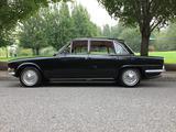 1967 Triumph 2000 MkI Black abed farhan