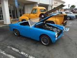 1963 Austin Healey Sprite Mustang Grabber Blue John Pulley