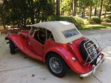 1954 MG TF Red Frederick Bickus