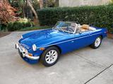 1977 MG MGB V8 Conversion Blue Harold M