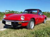 1976 Triumph 1500 Pimento Red Myriam Italy