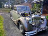 1950 Jaguar Mark V Bronze And Silver Jon V