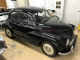 1961 Morris 1100 Black Michael M