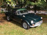 1969 MG MGC Green Tony Giordano