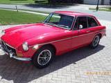 1971 MG MGB GT Red John Spadaro
