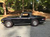 1974 Triumph TR6 Black Ben E