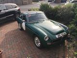 1975 MG MGB GT V8 Conversion