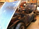 1971 Triumph TR6 Blue Bob Logan