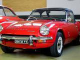 1970 Triumph Spitfire MkIII Signal Red Paolo B