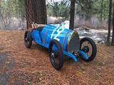 1914 CycleKart French Blue Todd Manoff