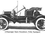 1911 Ford Model T Dark Blue Todd Manoff