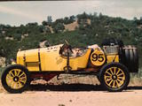 1923 Ford Model T Yellow Todd Manoff