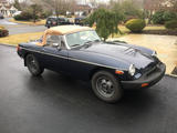 1979 MG MGB V8 Conversion Blue Marc Gottlieb
