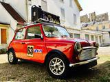 1987 Mini Flame Red