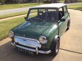 1960 Morris Mini Minor Almond Green With OEW Roof John Greenwood