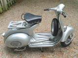 1956 Vespa VBB Standard 150