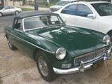 1966 MG MGB British Racing Green Victor Baptist