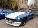 1973 MG MGB V8 Conversion