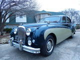 1960 Jaguar Mark IX Green PHILIP COE