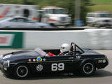 1962 MG MGB Black Mike Adams