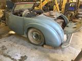 1949 Triumph 2000 Silver Gray Kem Jones