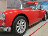 1959 MG MGA 1500 Coupe Red jerry lind