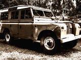 1967 Land Rover NADA Series IIa 109