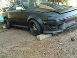 1985 Toyota MR2 Black Gold John Lowe