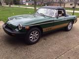 1979 MG MGB Green Larry H
