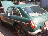 1971 MG MGB GT Drk Green Chuck Tompkins