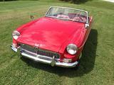 1964 MG MGB Red Frank K