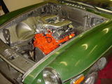 1977 MG MGB V6 Conversion