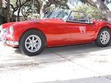 1957 MG MGA 1500 Red Ron Richtsmeier