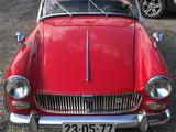 1965 MG Midget MkII Red Lloyd Andr Reardon