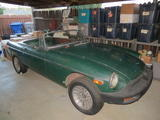 1976 MG MGB Green Stacey H
