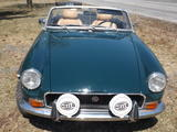 1972 MG MGB Mallard Green Ed Kulick