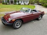 1977 MG MGB Carmine Red Dave Wuchter