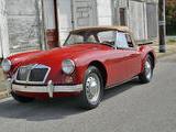 1962 MG MGA MkII Red Mike Gassman