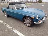 1974 MG MGB MkIII Teal Blue William Miller