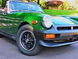 1977 MG Midget 1500 Brooklins Green Bruce Harbison