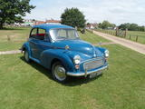 1968 Morris Minor 1000 Saloon 2 door