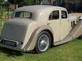 1937 MG VA Saloon