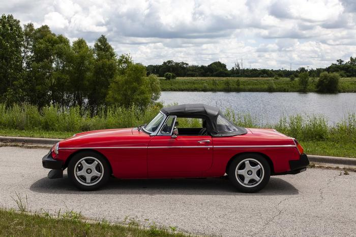 To swap or upgrade engine? : MGB & GT Forum : MG Experience